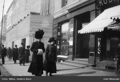 gateliv karl johan 1904