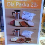 Orddeling, eller: Den dagen Ola Pakka 29.-
